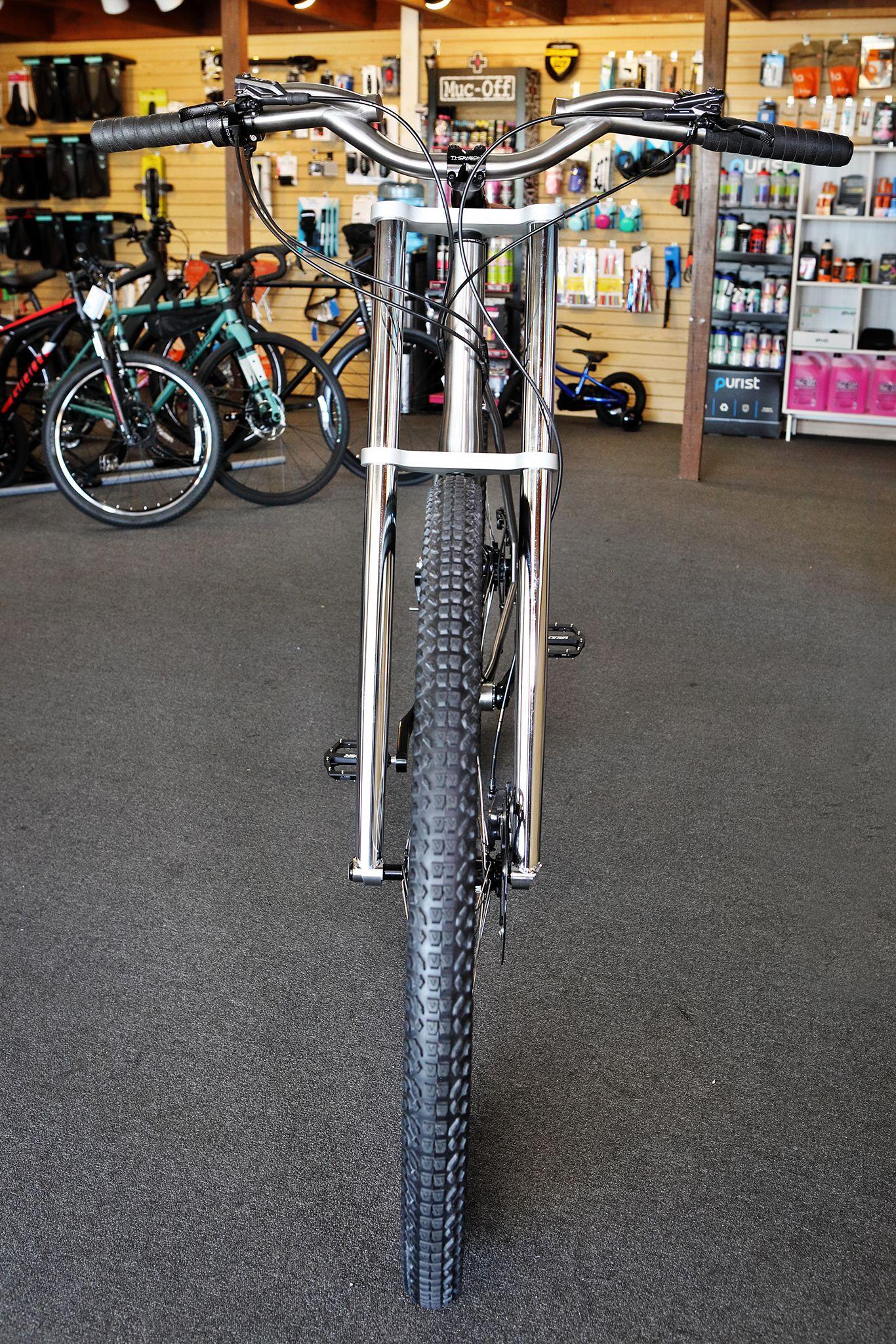 shaq bike