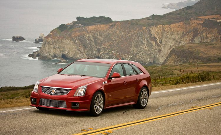 Missed the CTS-V Wagon? Cadillac Will Rent You One in L.A.