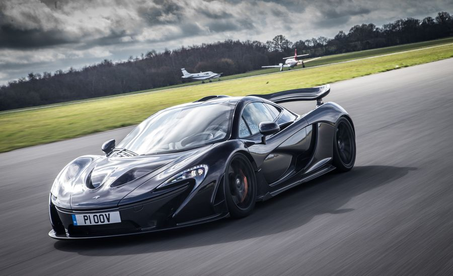 McLaren Commits to a Hybrid Future and to a P1 Successor