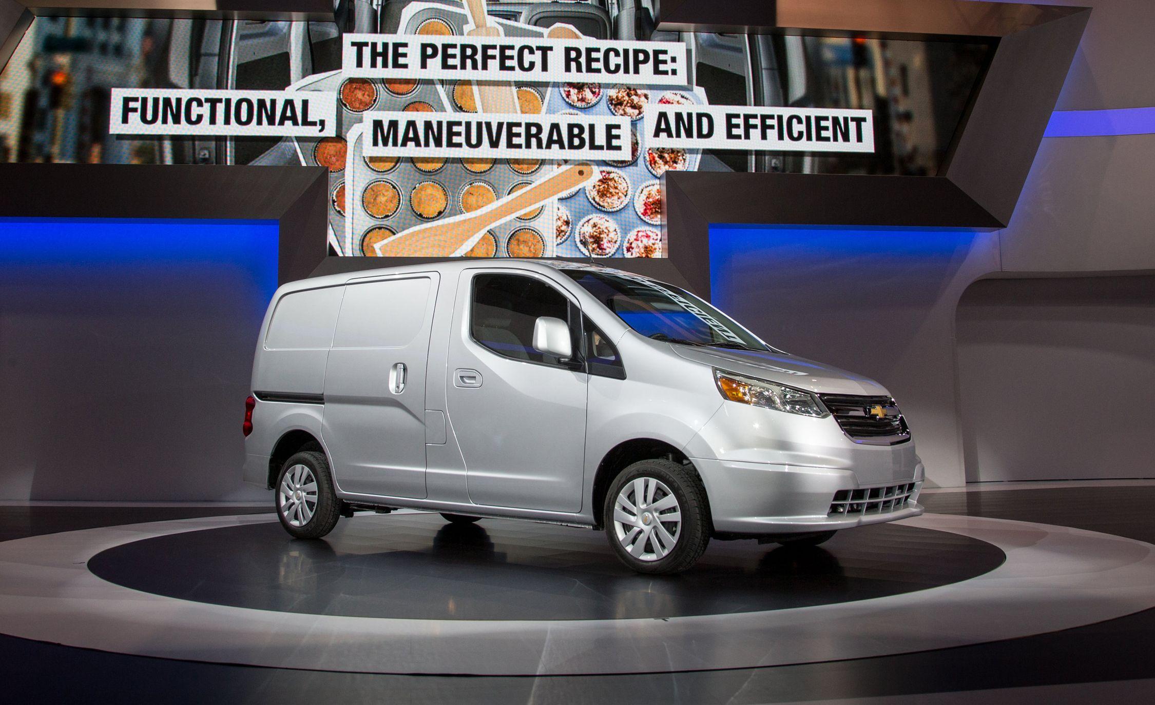 e6450b1fae9d1c 2018 Chevrolet City Express Reviews