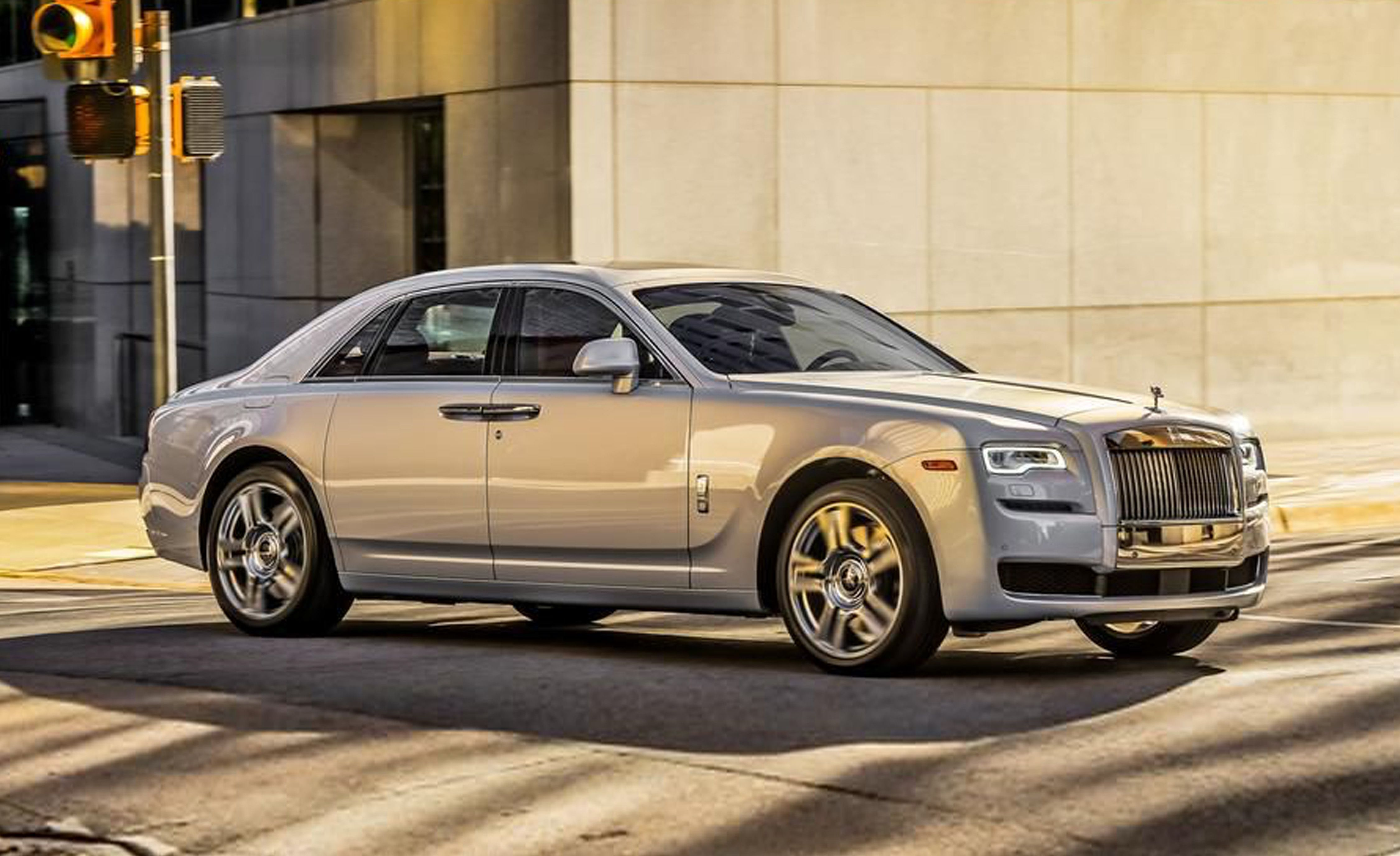 2018 Rolls-Royce Ghost Series II Reviews