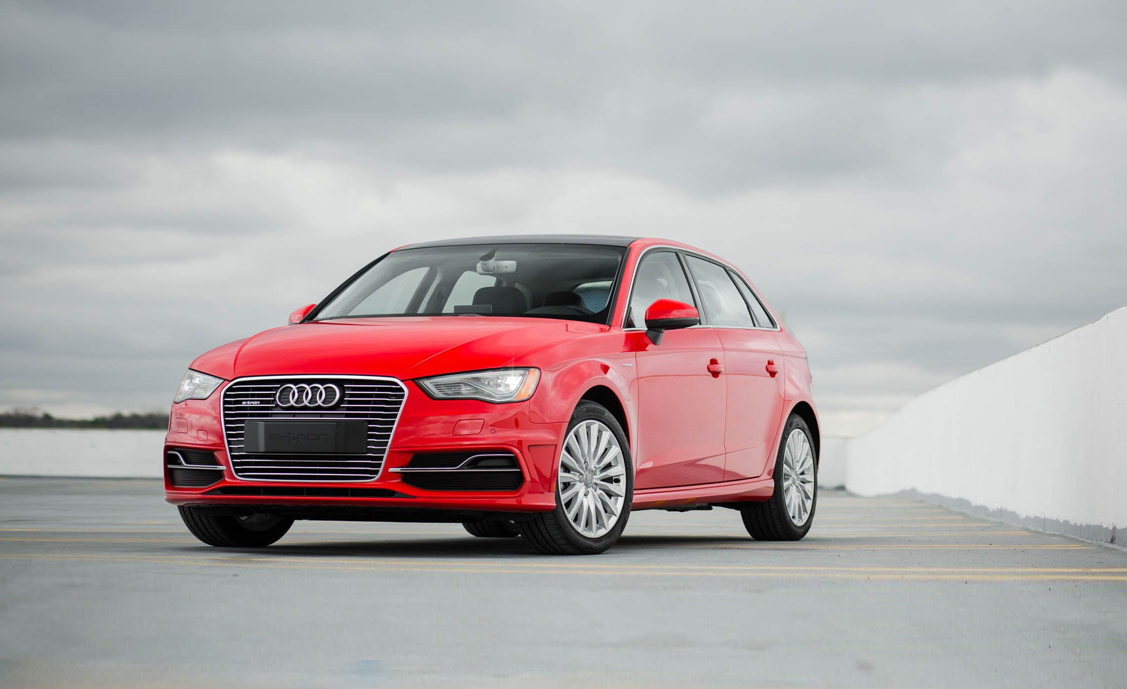 2018 Audi A3 Sportback E Tron Reviews Price Photos And Specs Car Driver
