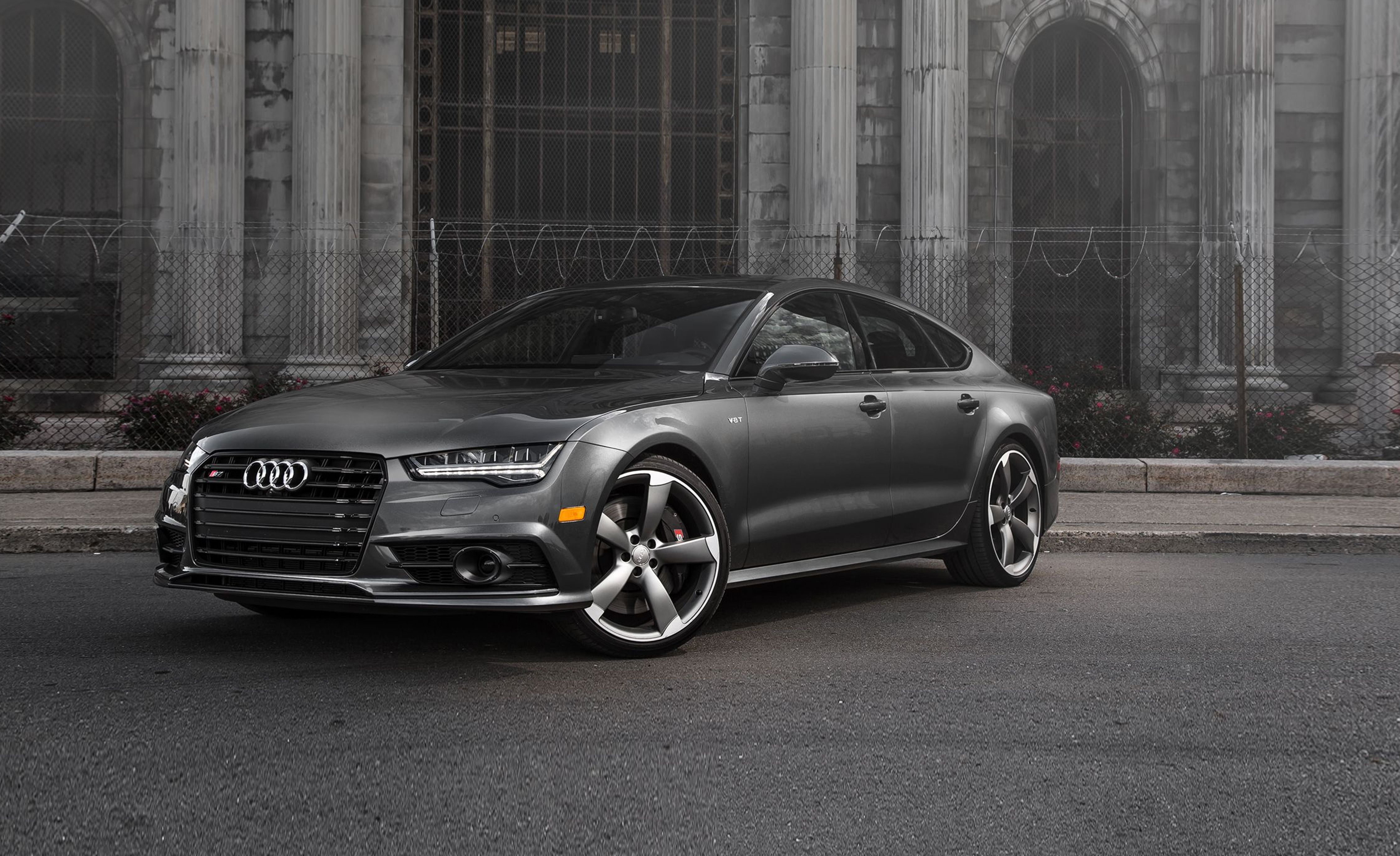 בלתי רגיל 2018 Audi S7 Reviews | Audi S7 Price, Photos, and Specs | Car and QL-63