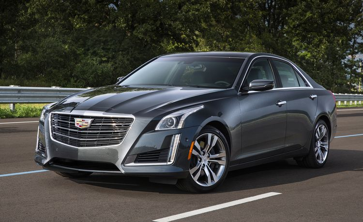 Cadillac Recalls 53,000 CTS Sedans for Heated-Seat Fire Risk