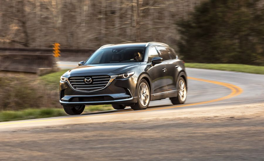 2016 mazda cx 9 long term test wrap up review car and driver. Black Bedroom Furniture Sets. Home Design Ideas