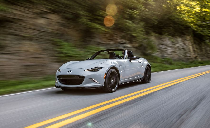 Droptop Roundup: Every Convertible Currently on Sale in the U.S. in 2018 - Slide 24