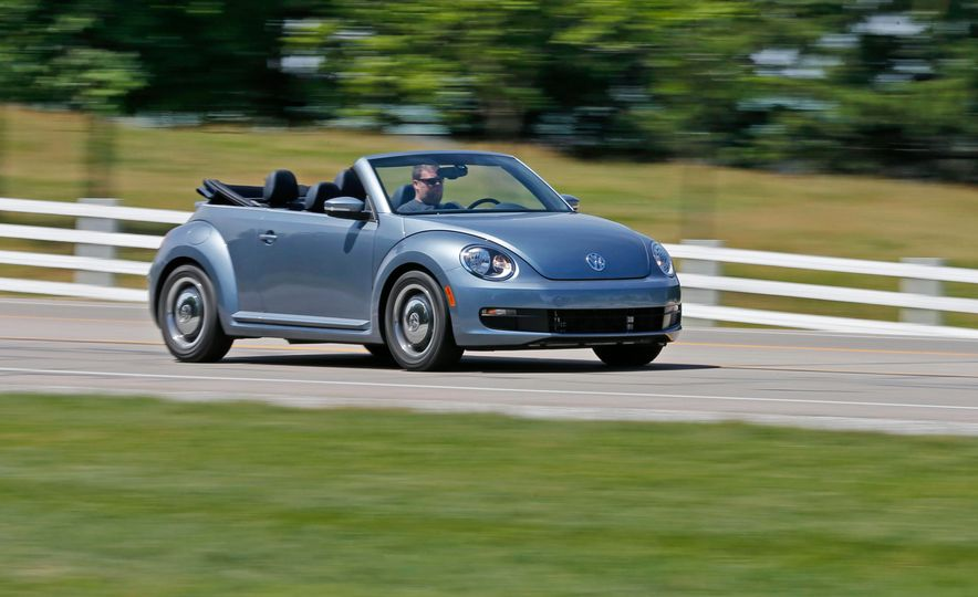 Droptop Roundup: Every Convertible Currently on Sale in the U.S. in 2018 - Slide 38