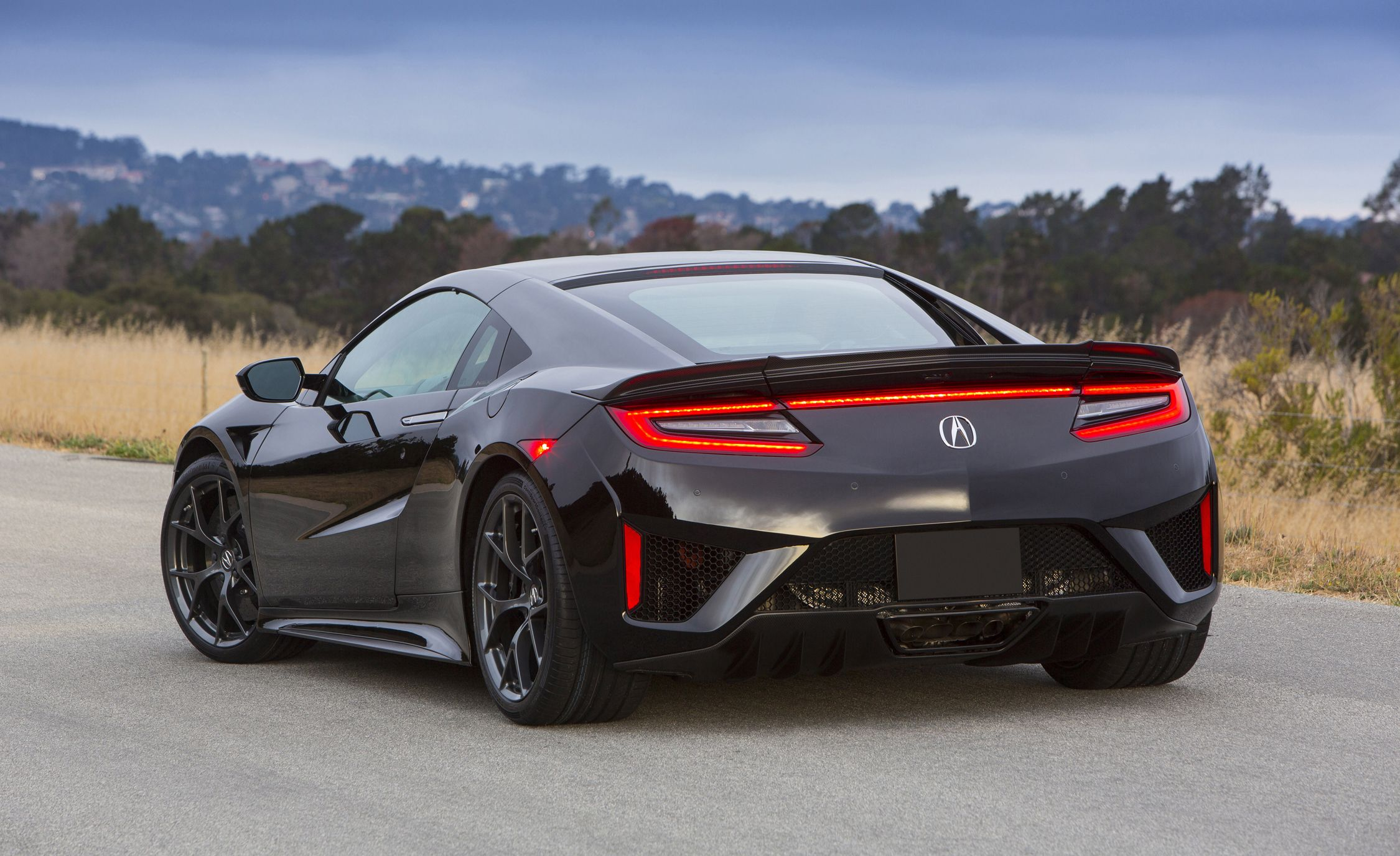 Acura NSX Recalled For Fuel Tank And Brake Light Problems
