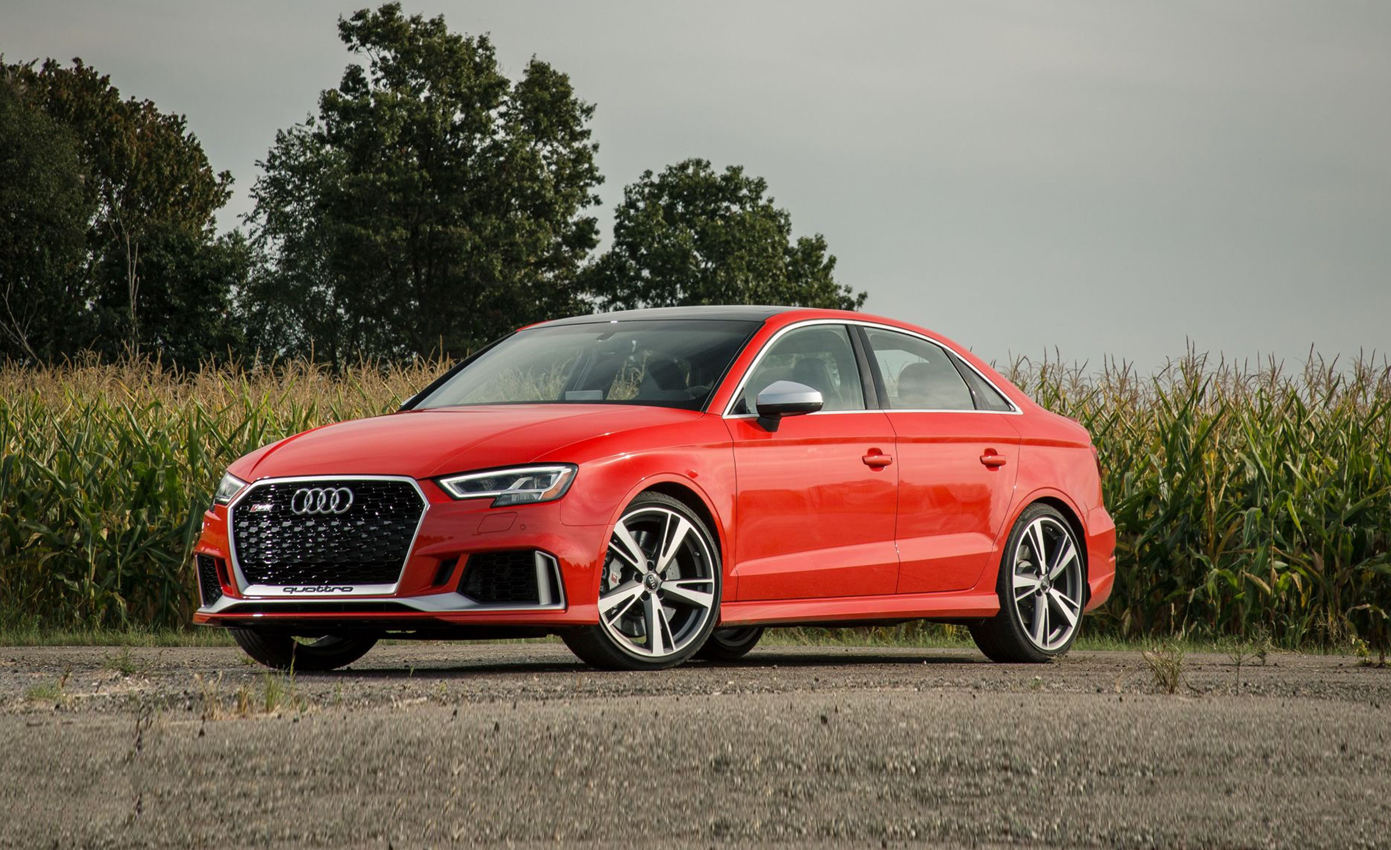 2019 Audi Rs3 Reviews Audi Rs3 Price Photos And Specs Car And