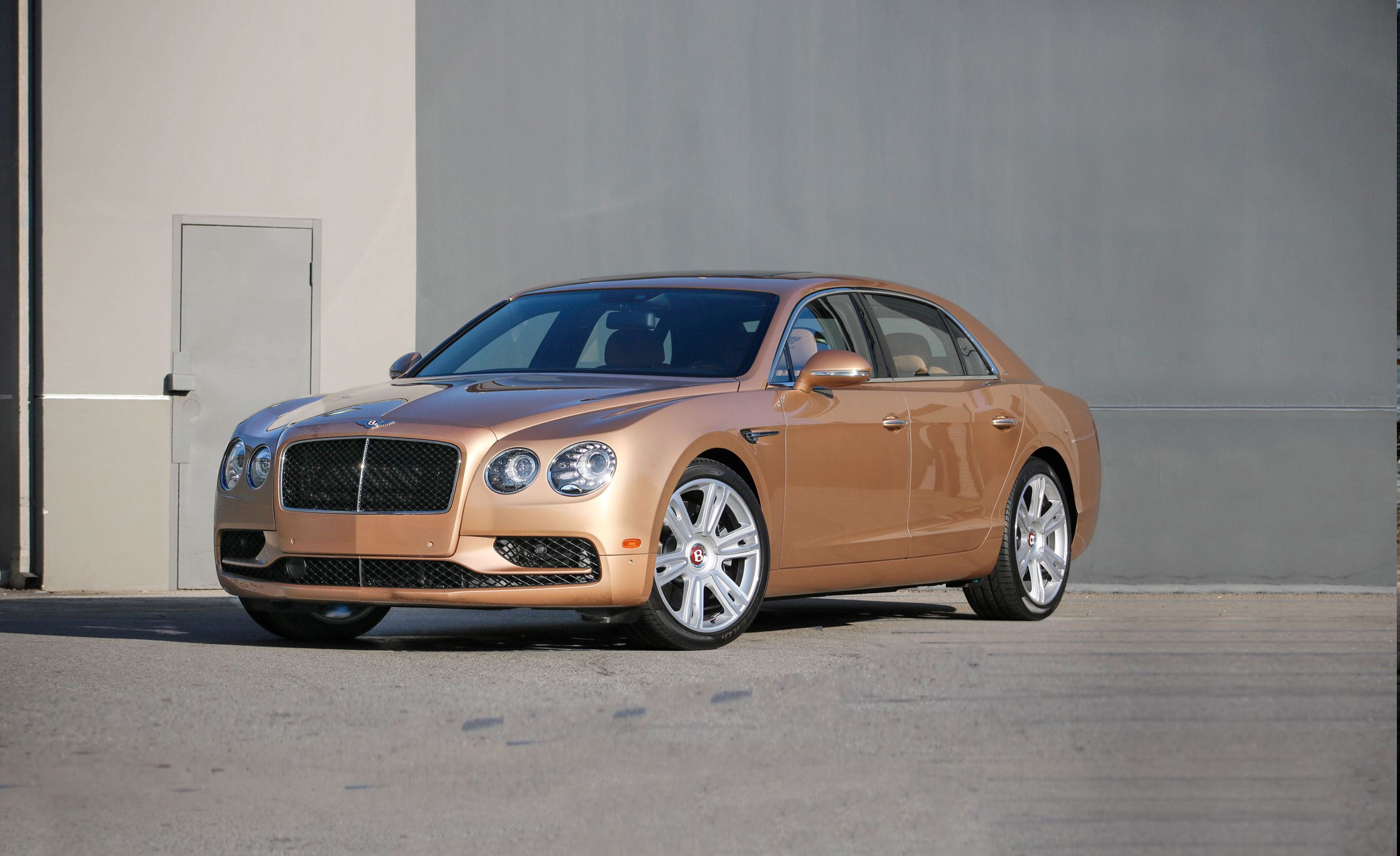 2020 Bentley Flying Spur Reviews