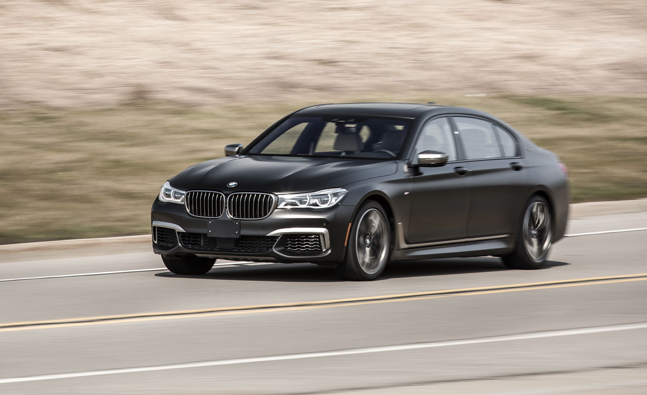 2018 Bmw 7 Series In Depth Model Review Car And Driver