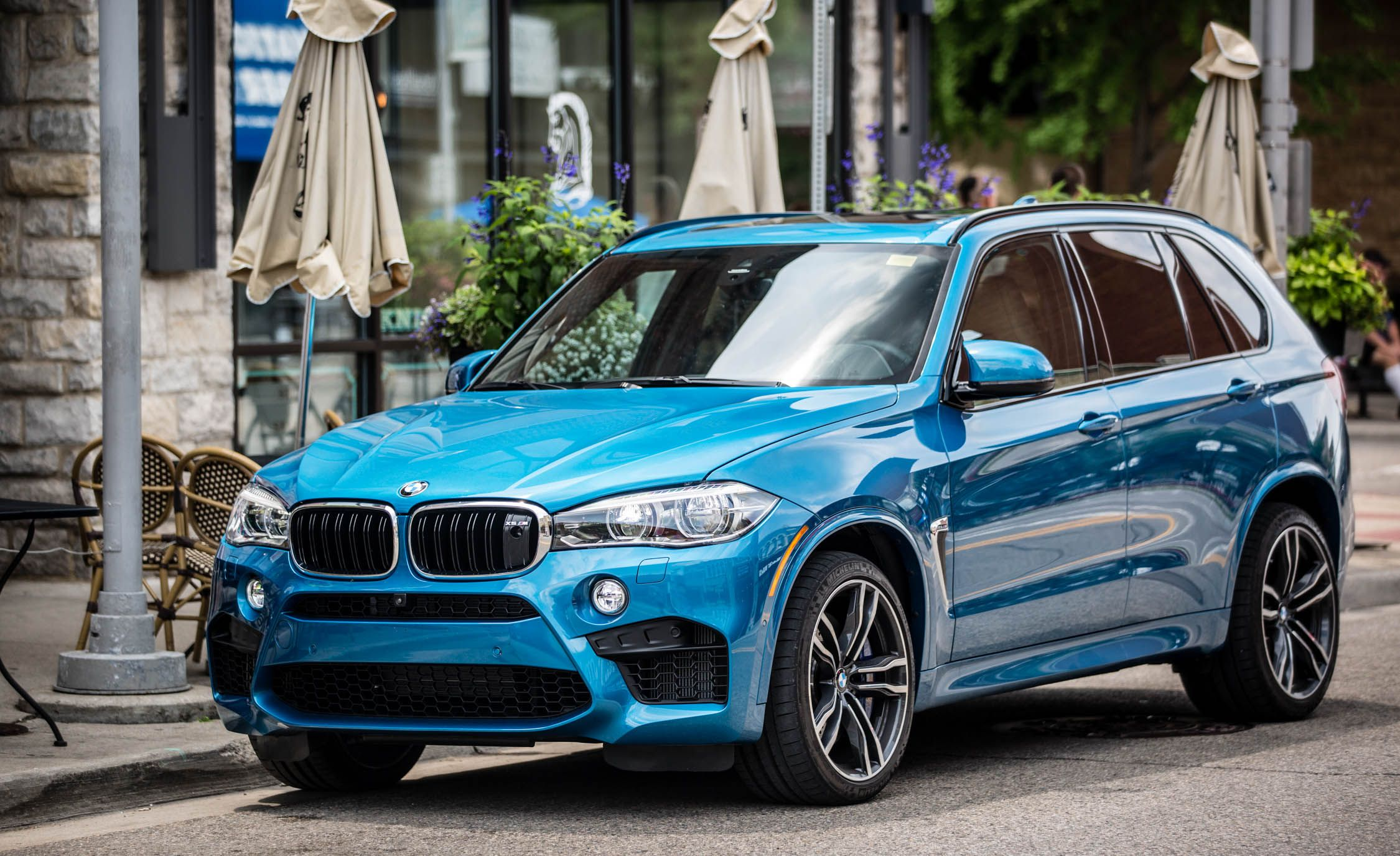 Bmw X5m 2018 >> 2018 Bmw X5 M Engine And Transmission Review Car And Driver