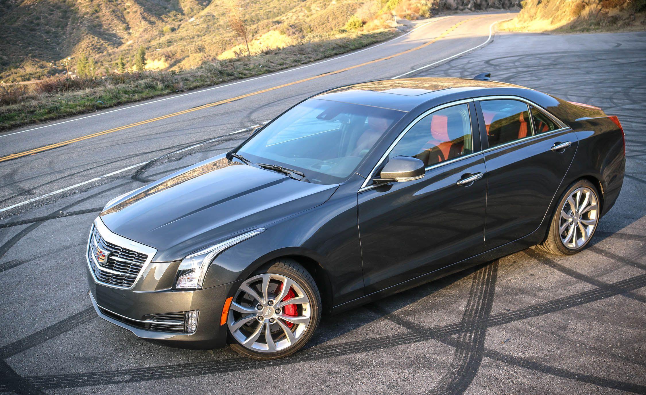 Cadillac Ending ATS Sedan Production