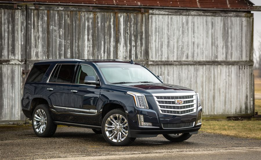 Cadillac Offers $10,000 Discount on the Escalade | News | Car and Driver
