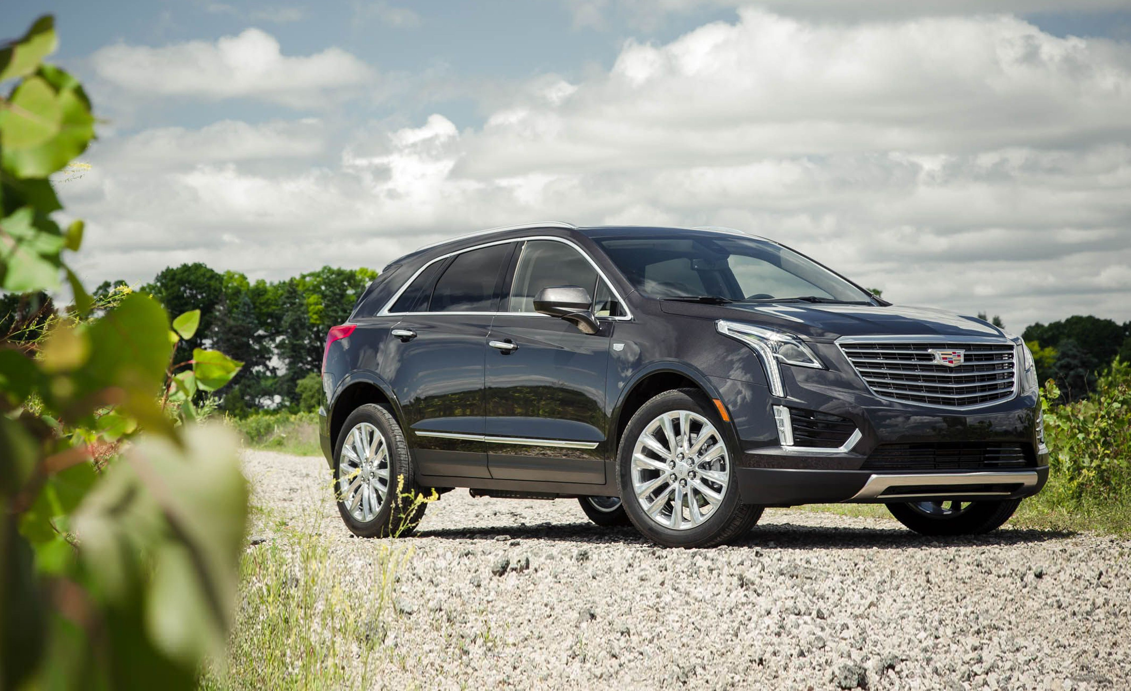 2019 Cadillac Xt5 Reviews Price Photos And Specs Car Driver