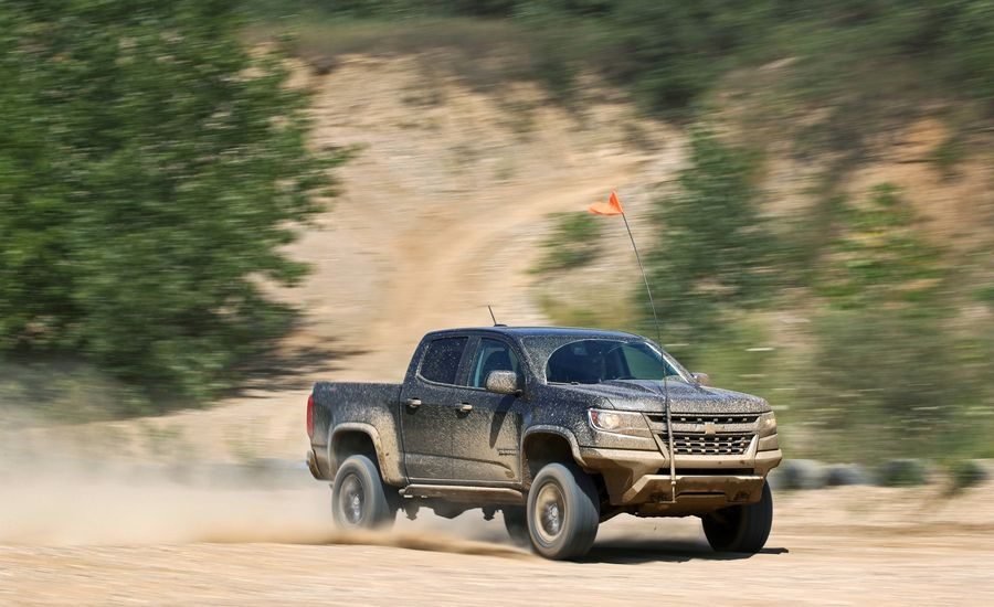 Chevrolet Trademarks ZR2 Bison Name