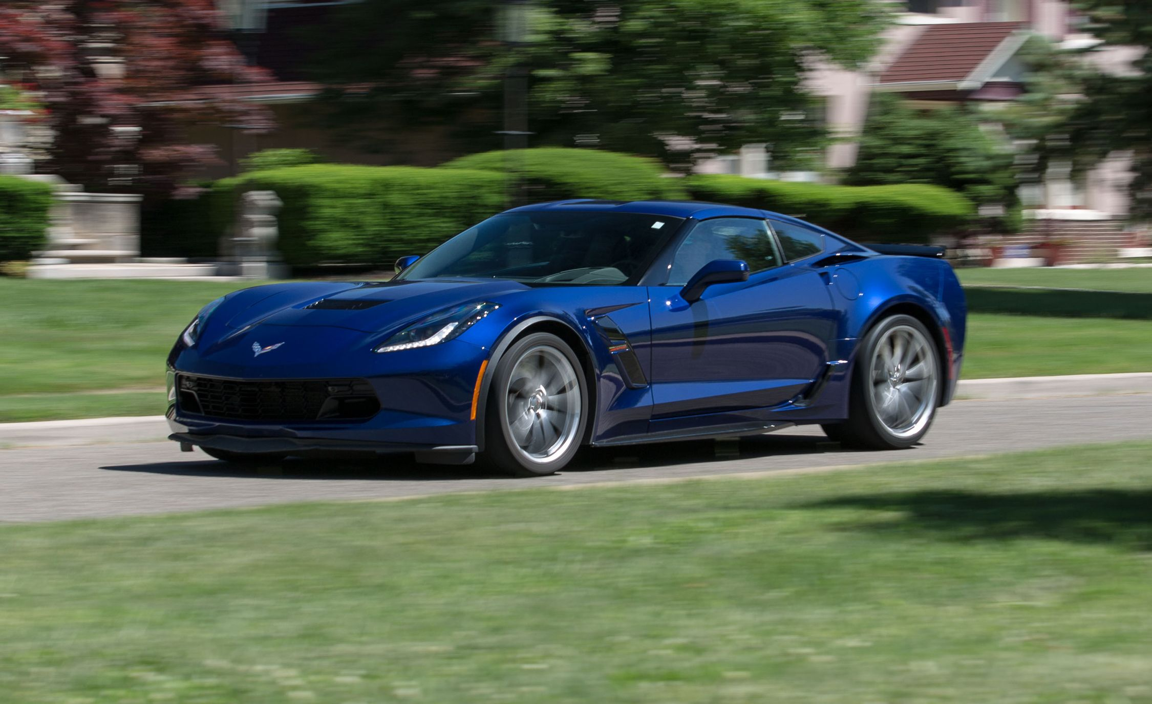 2017 Chevrolet Corvette Grand Sport Long Term Test Update Review Car And Driver