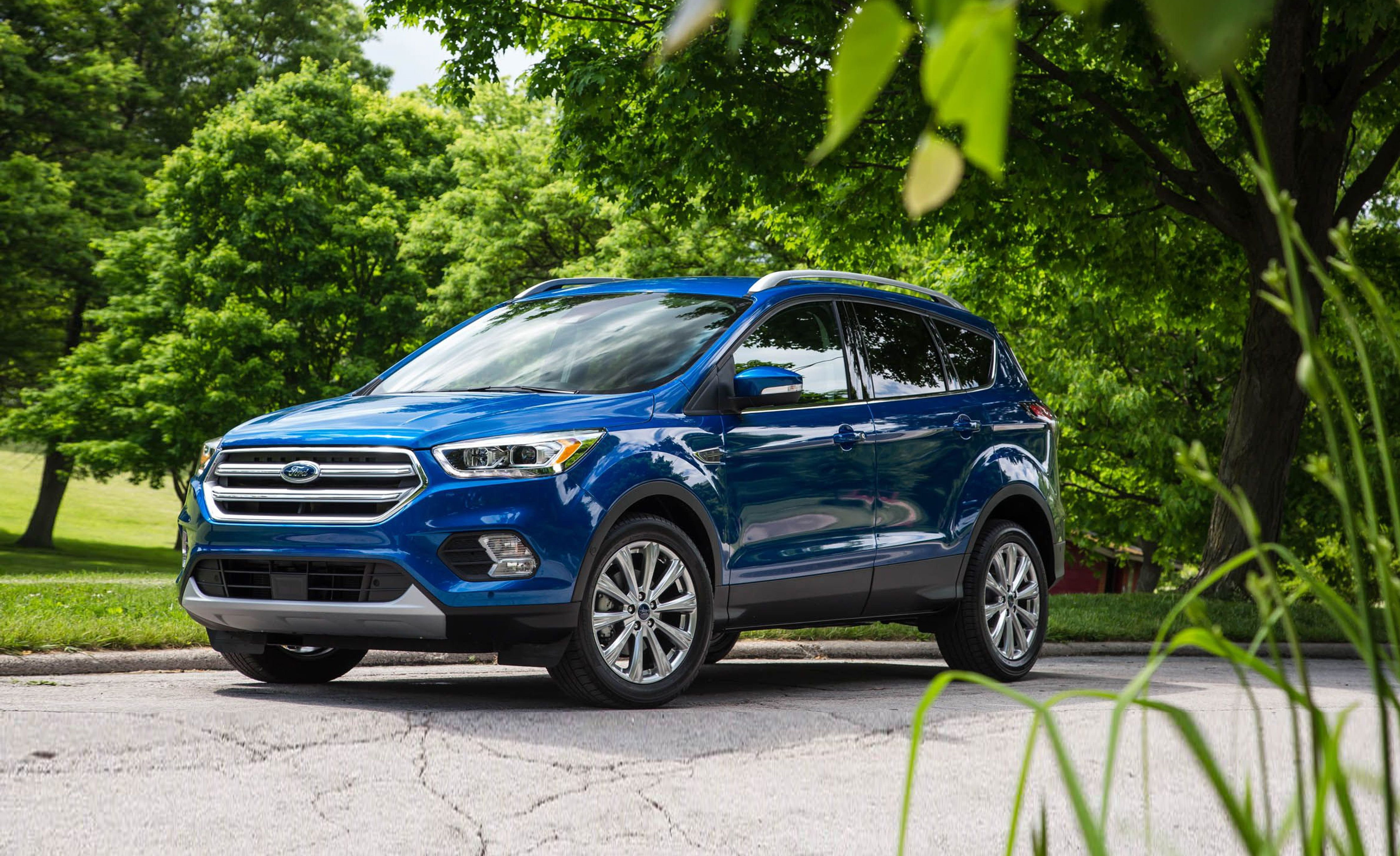 2020 Ford Escape Reviews Price Photos And Specs Car Driver