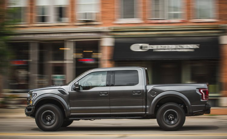 The Quickest Pickup Trucks Car and Driver Has Ever Tested (So Far)