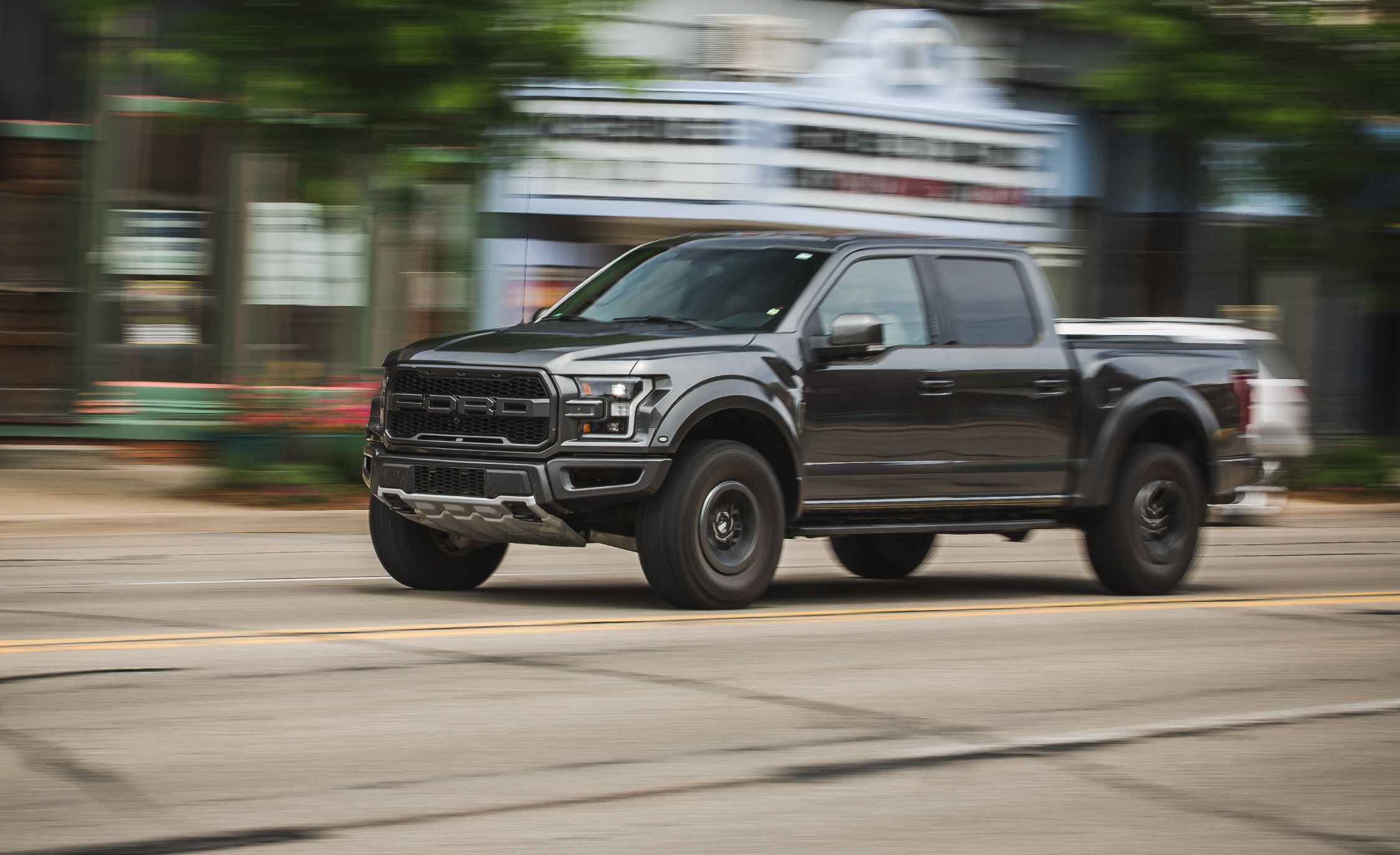 2017 Ford F-150 Raptor Long-Term Test | Review | Car and ...