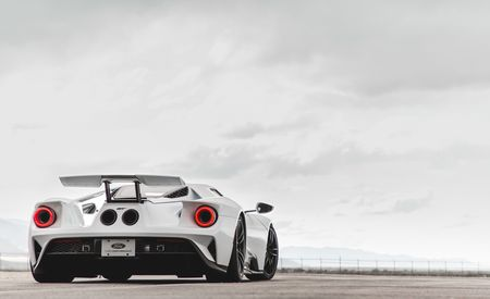 Ford GT Recalled for Leaking Fluid, Engine Compartment Fire Risk