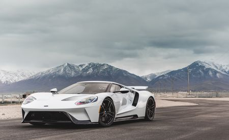 Ford Reopening GT Applications for New Orders