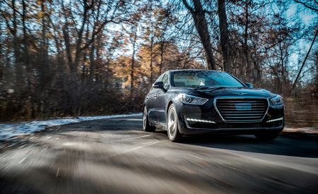 Our 2017 Genesis G90 Soothes, Cossets, and Generally Impresses for 40,000 Miles