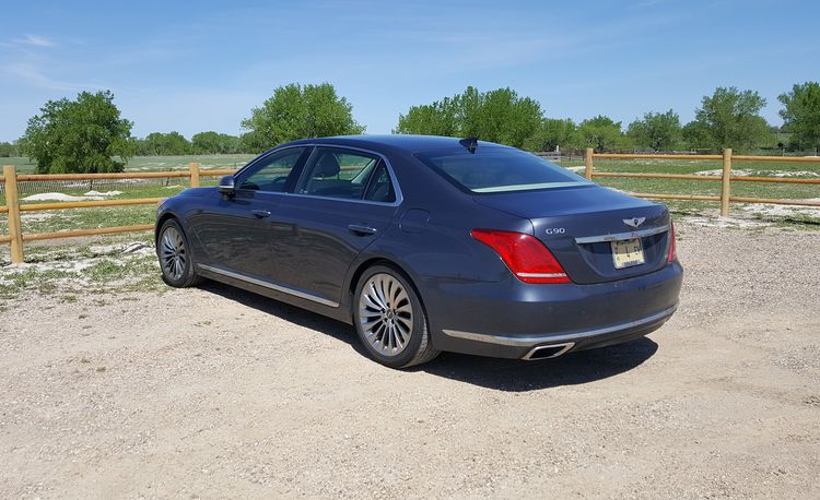 Our 2017 Genesis G90 Has Proved Itself to Be the Perfect Road Tripper