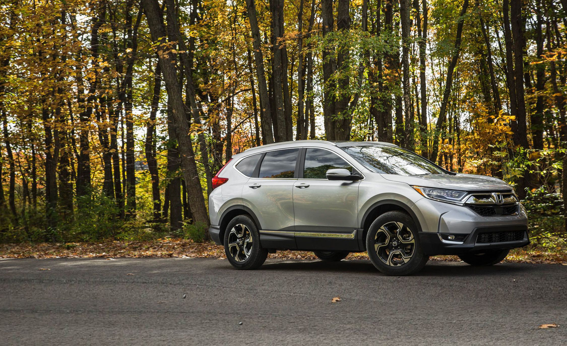 2017 Honda CR-V AWD