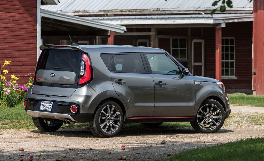 Our 2017 Kia Soul Turbo Gets Less Edgy with Age