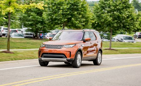 2018 Land Rover Discovery - In-Depth Review - Gallery