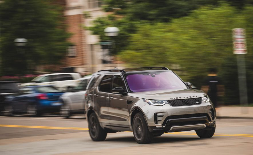 2017 Land Rover Discovery HSE Td6 - Slide 49
