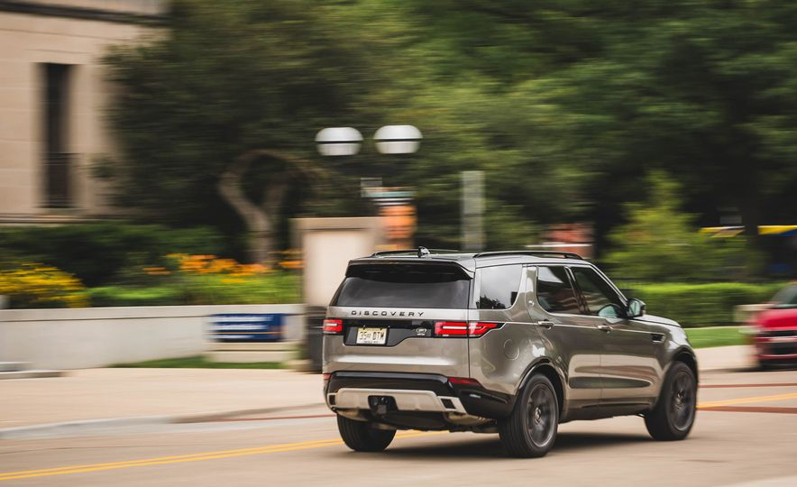 2017 Land Rover Discovery HSE Td6 - Slide 51