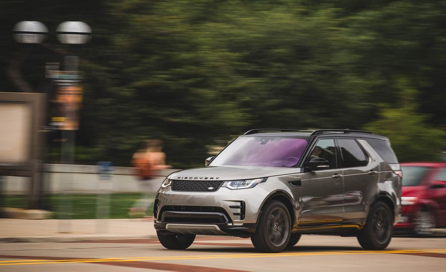2017 Land Rover Discovery HSE Td6 - Slide 52