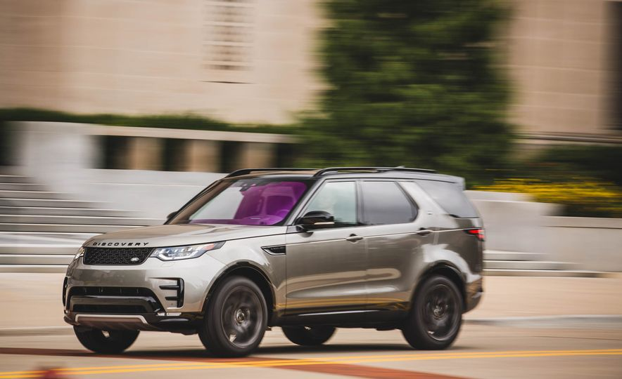 2017 Land Rover Discovery HSE Td6 - Slide 53