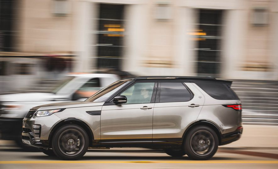 2017 Land Rover Discovery HSE Td6 - Slide 54