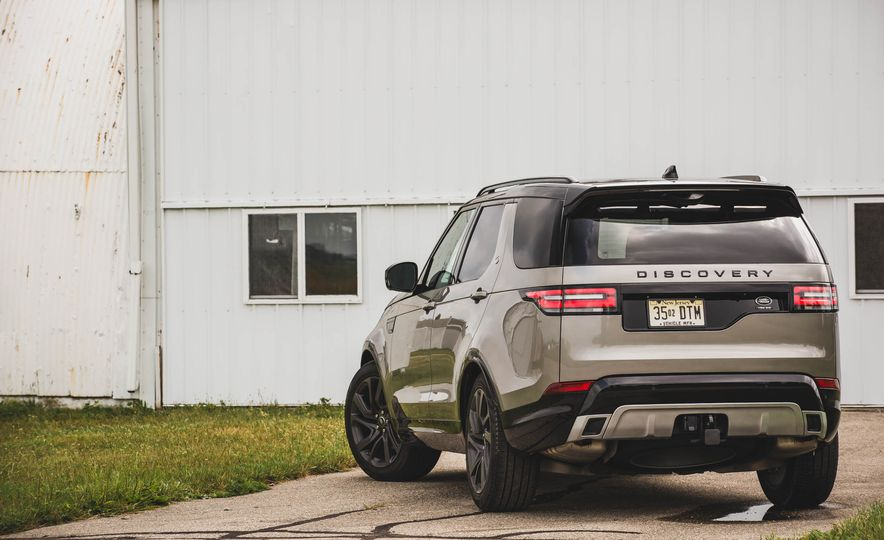 2017 Land Rover Discovery HSE Td6 - Slide 59