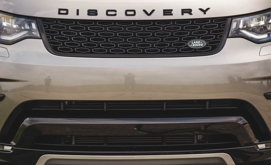 2017 Land Rover Discovery HSE Td6 - Slide 61