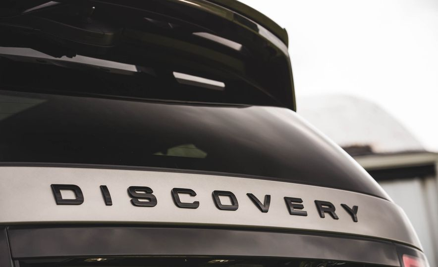 2017 Land Rover Discovery HSE Td6 - Slide 69