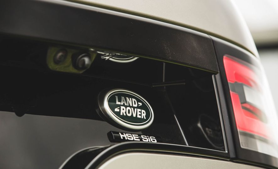 2017 Land Rover Discovery HSE Td6 - Slide 71