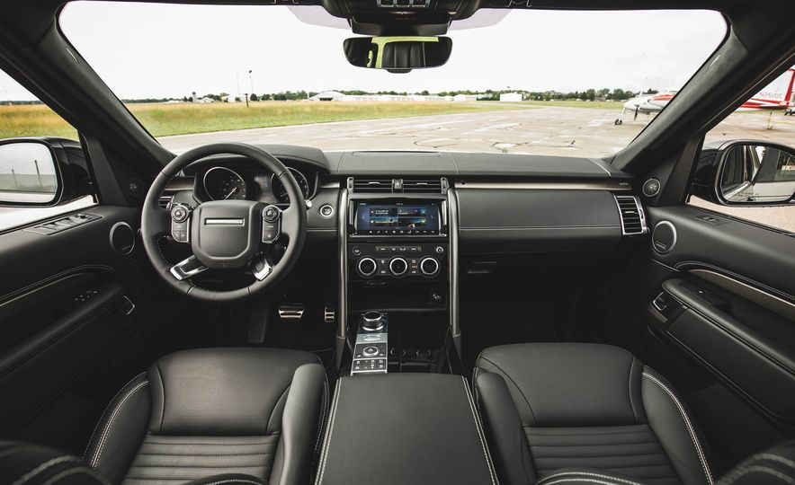 2017 Land Rover Discovery HSE Td6 - Slide 73