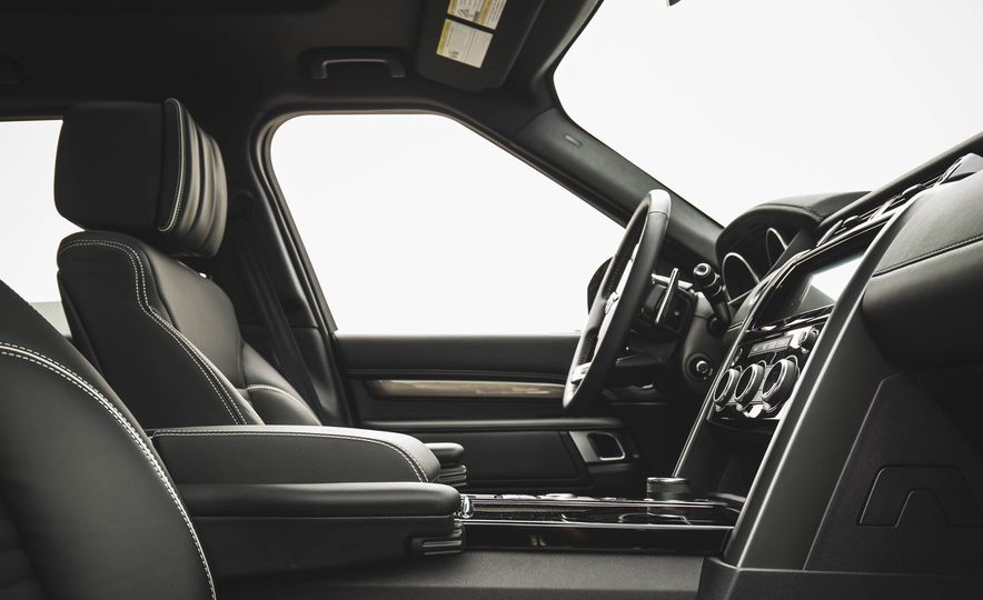 2017 Land Rover Discovery HSE Td6 - Slide 75