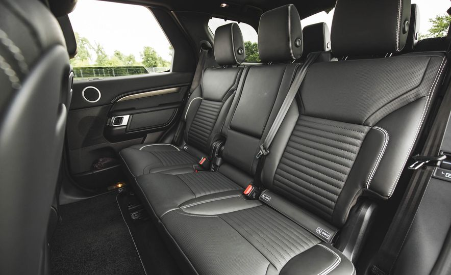 2017 Land Rover Discovery HSE Td6 - Slide 80