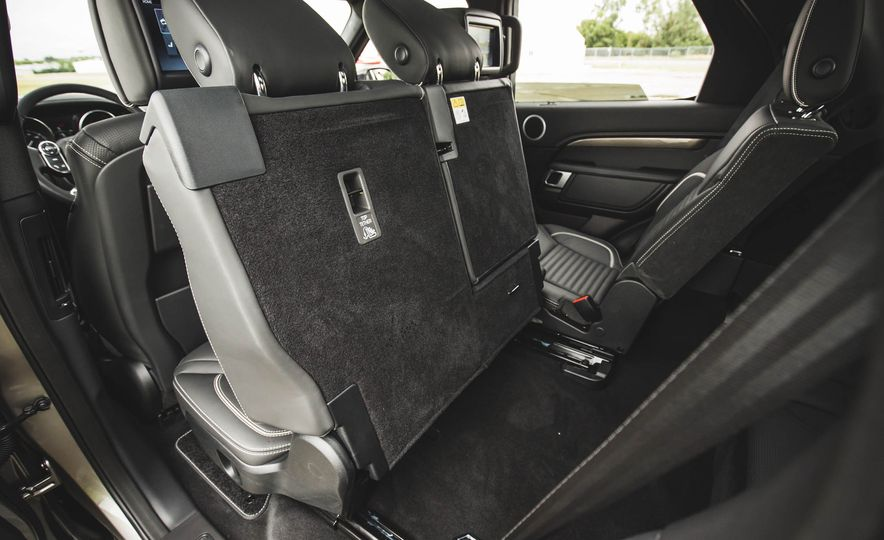 2017 Land Rover Discovery HSE Td6 - Slide 81