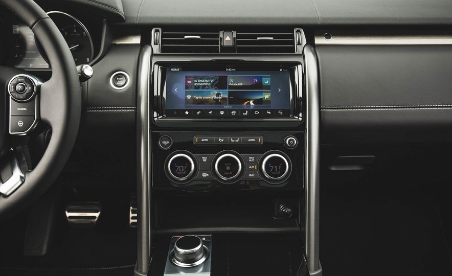 2017 Land Rover Discovery HSE Td6 - Slide 91