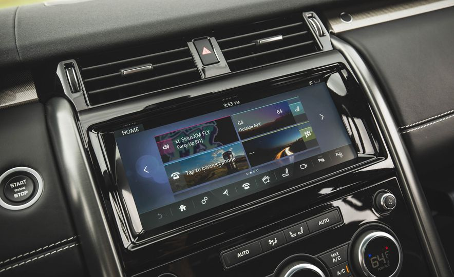 2017 Land Rover Discovery HSE Td6 - Slide 96