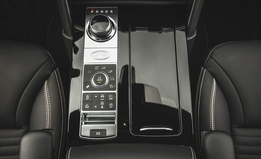 2017 Land Rover Discovery HSE Td6 - Slide 100