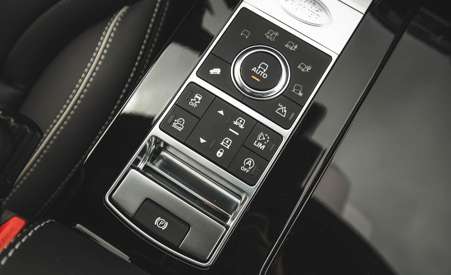 2017 Land Rover Discovery HSE Td6 - Slide 102