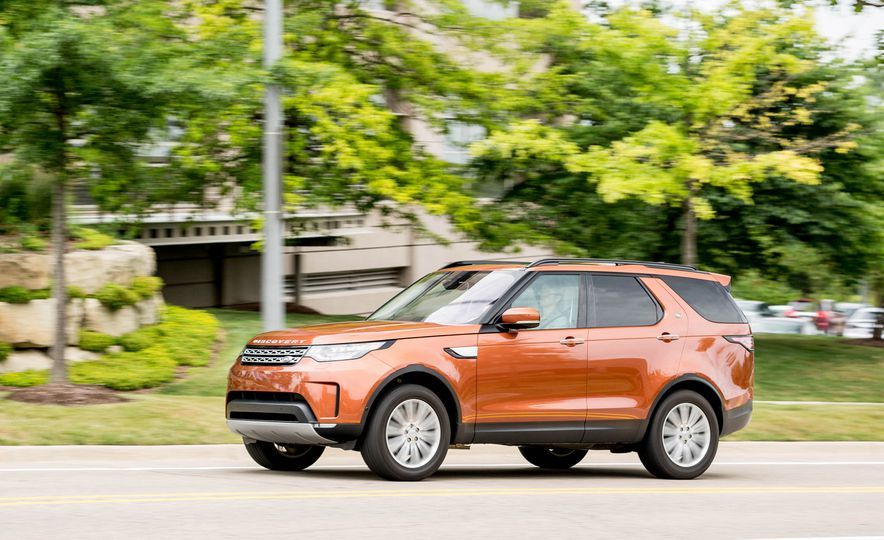 2017 Land Rover Discovery HSE Td6 - Slide 2