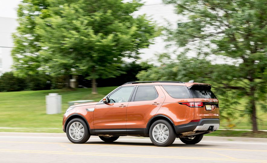 2017 Land Rover Discovery HSE Td6 - Slide 4